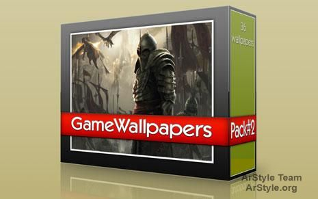 Обои Game Wallpapers Pack#2