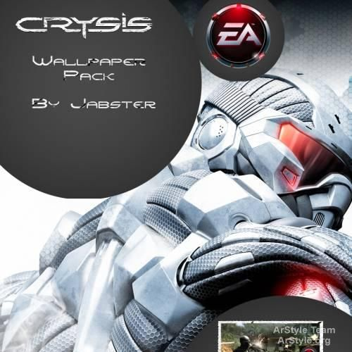 Crysis wallpaper pack by - Jaabster1234
