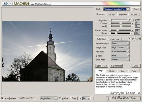 PhotoWiz LightMachine v1.02