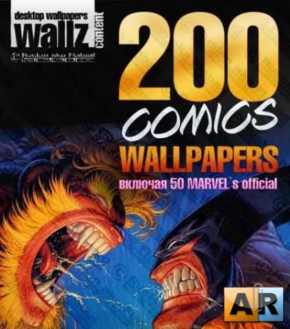 200 Comics Wallpapers incl. 50 BEST MARVELS