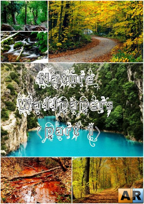 Nature Wallpapers (part 1)