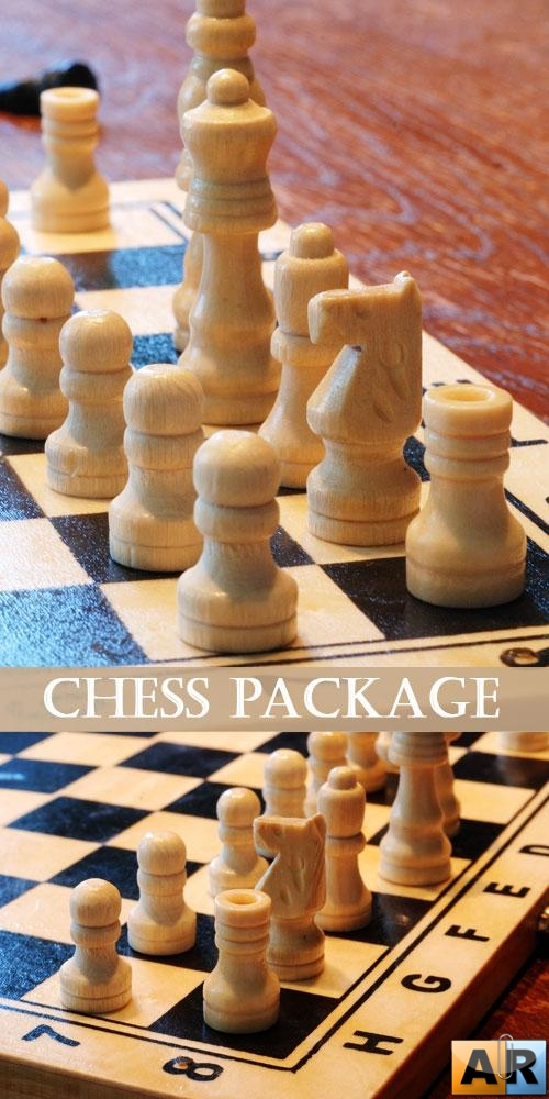 Фотоклипарт - Chess Package