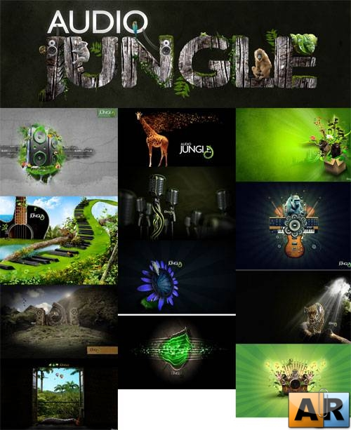 Audio Jungle HD Wallpapers