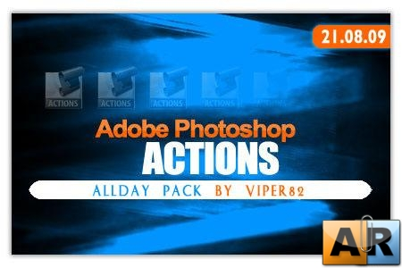 Новые Photoshop Actions (21.08.09)