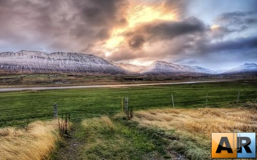 Wallpapers - Iceland Landscapes