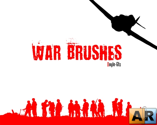 War Brush Pack