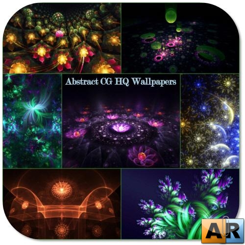 40 Abstract CG HQ Wallpapers