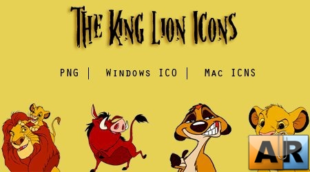 Icons - The Lion King