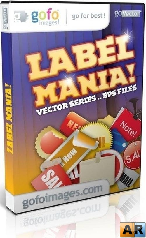 GOFO Vector Label mania