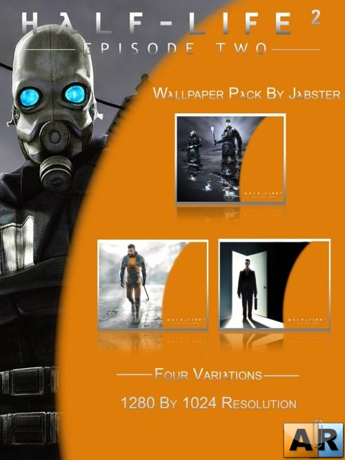Half Life 2 Ep2 wallpaper Pack by - Jaabster1234