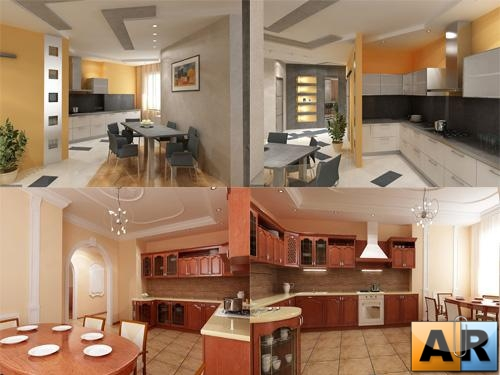 ����������� - Kitchen interior (2)