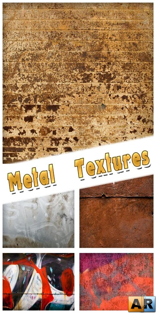 High Resolution  Textures - Metal
