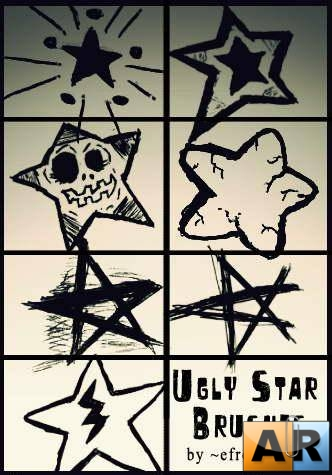 Ugly Star Brushes