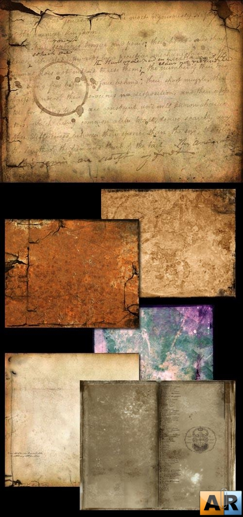 Old Textures by Autumn Goddess
