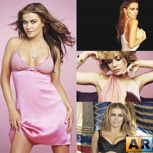 Carmen Electra HD Wallpapers Set
