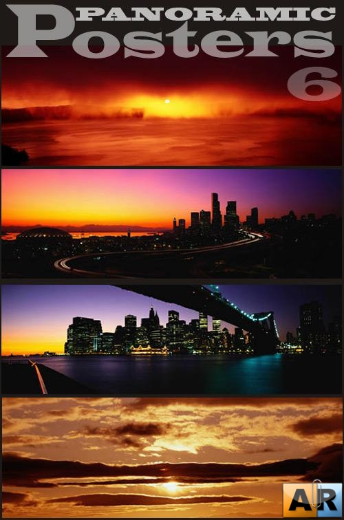 Panoramic Posters-6. Sunsets