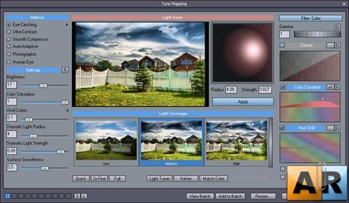 MediaChance Dynamic PHOTO HDRi 4.1 Retail