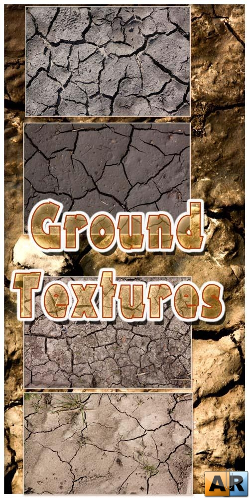 High Resolution Textures - Ground