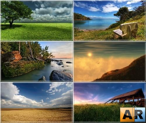 Landscapes Wallpapers Set 1