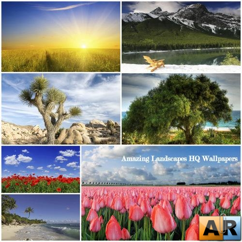 40 Amazing Landscapes HQ Wallpapers