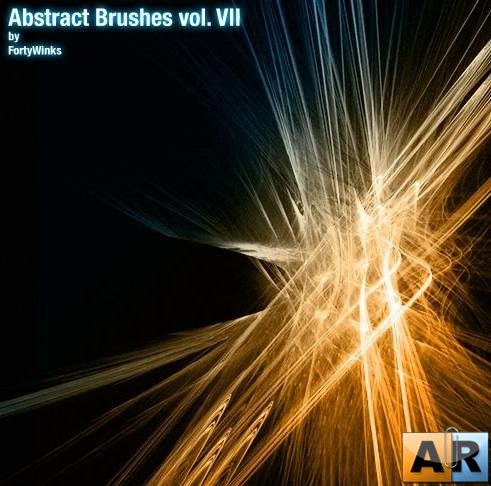 Abstract Brush Pack vol7