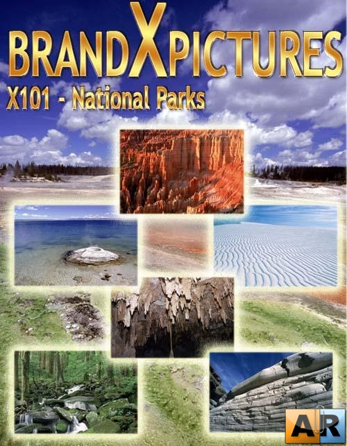 BrandX Pictures - X101 - National Parks