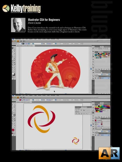 Adobe Illustrator CS4 for Beginners