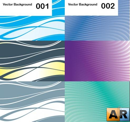 Vector Background by DragonArt Set 1&2