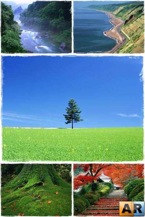 Wallpapers - Nature of Japan Pack#2 [HQ]