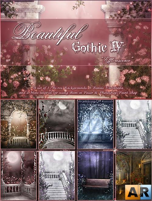 Beautiful Gothic IV - Efflorescence