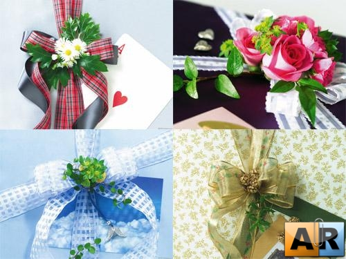 Обои - Gift packaging