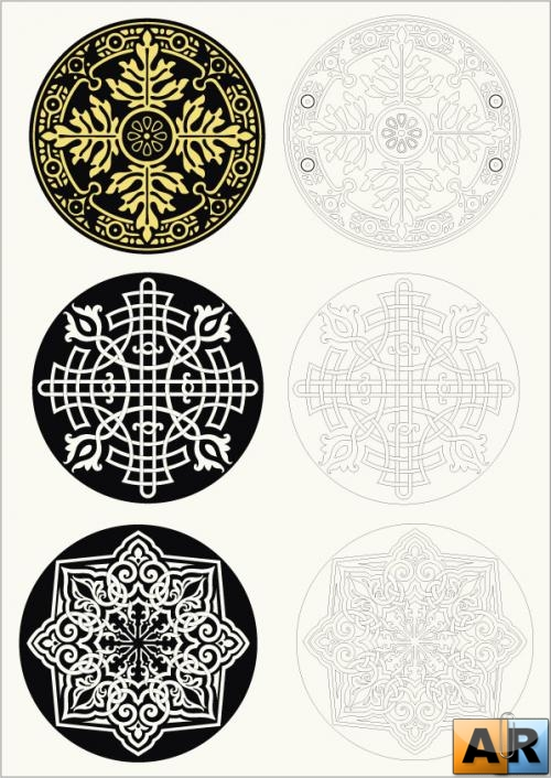 Ornament patterns