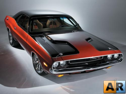 Muscle cars wallpapers (Part 6)