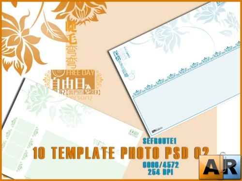 10 template photo psd 02