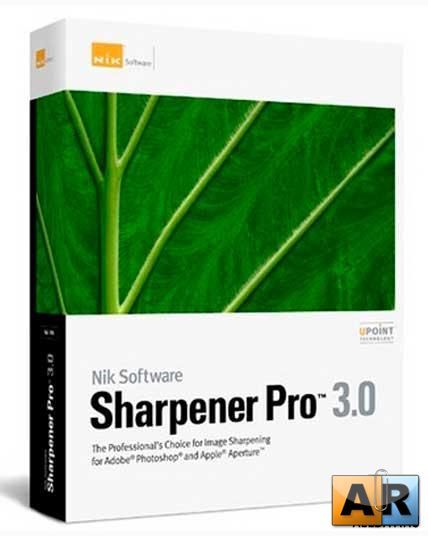 Nik Software Sharpener Pro™ 3.004 Plugin for Adobe Photosрhop