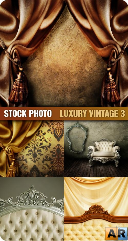 Stock Photo - Luxury Vintage 3