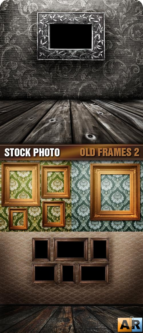 Stock Photo - Old Frames 2