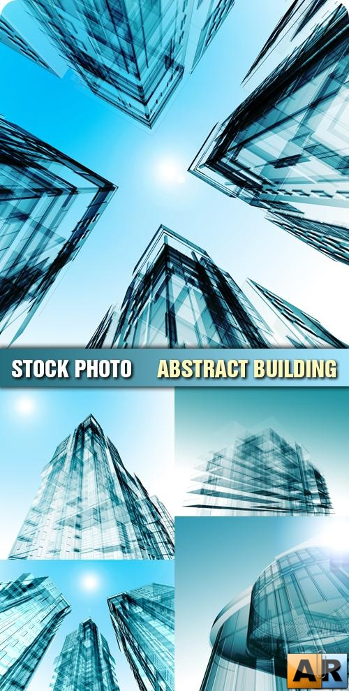 Stock Photo - Abstract Building