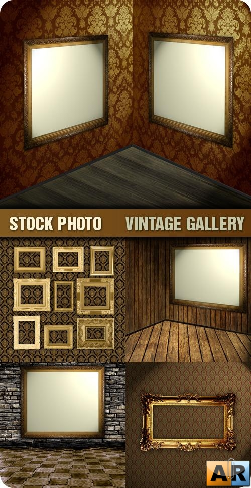 Stock Photo - Vintage Gallery