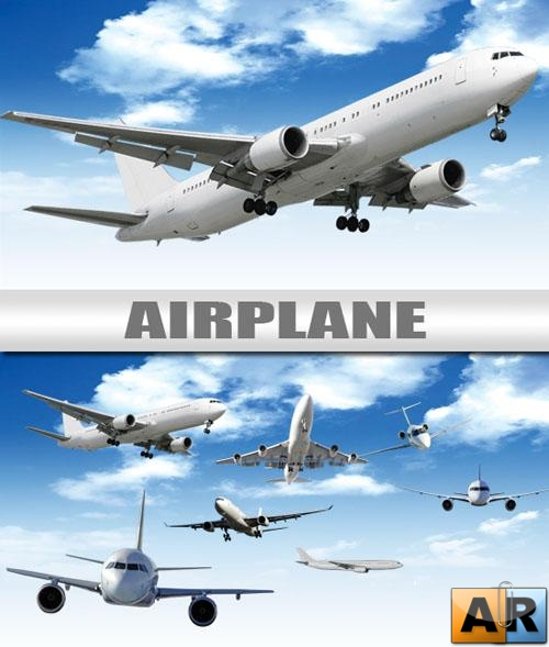 PSD Templates - Airplane | ��������
