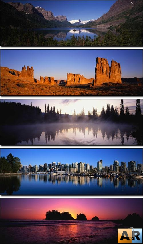 Best Panoramic Landscapes