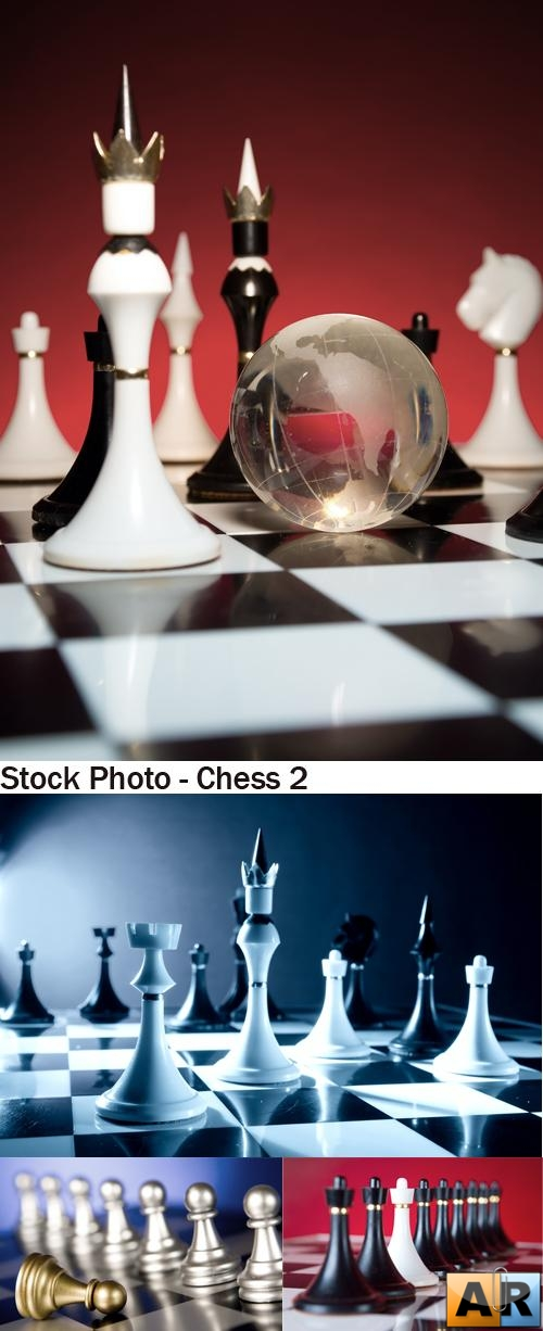 Stock Photo - Chess 2