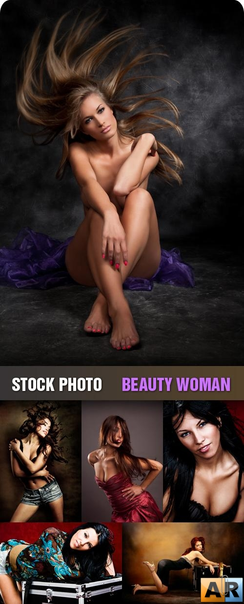 Stock Photo - Beauty Woman