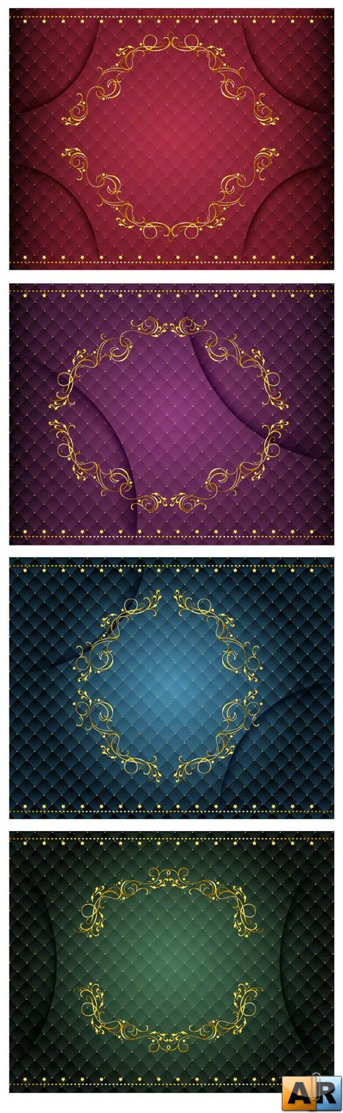 Asadal design vector Backgrounds 48