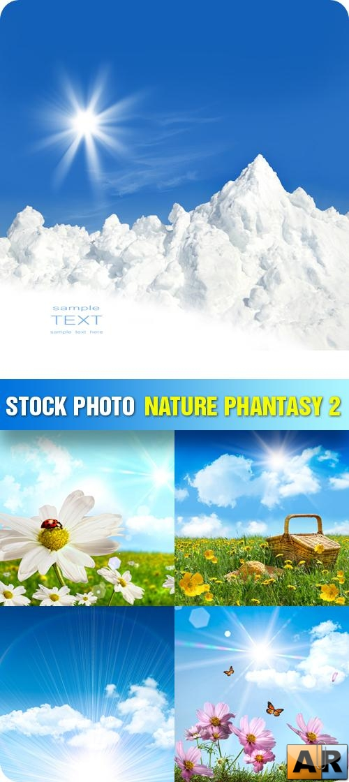 Stock Photo - Nature Phantasy 2