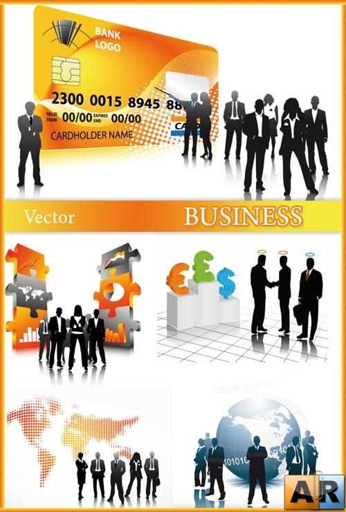 Business - vector