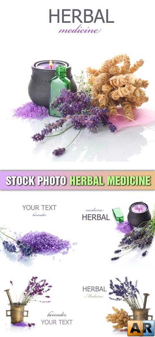 Stock Photo - Herbal Medicine