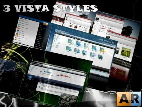Vista Styles mini Pack