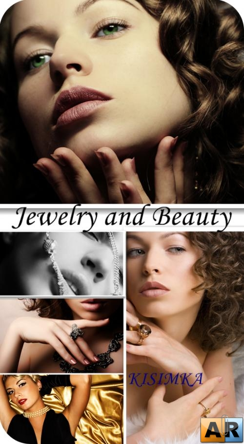 Stock Photo:  Jewelry and Beauty
