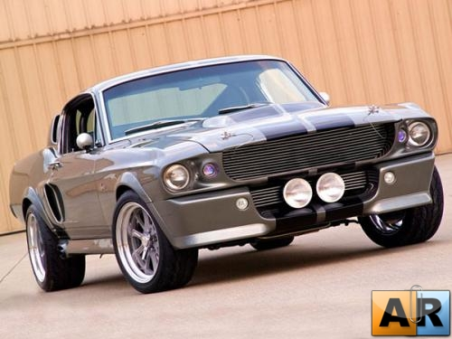 Muscle cars wallpapers (Part 9)